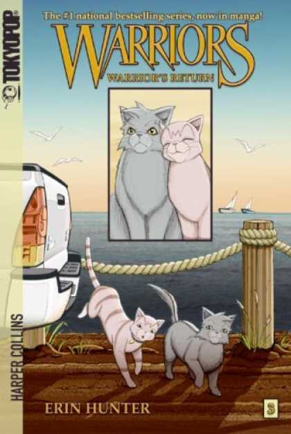Bestselling Comics (2008) - Warriors: Warrior's Return by Erin Hunter
