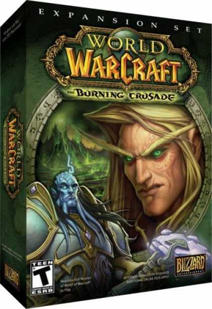 Bestselling Games (2006) - World of Warcraft Expansion: Burning Crusade - Awake by Josh Groban - Final Fant