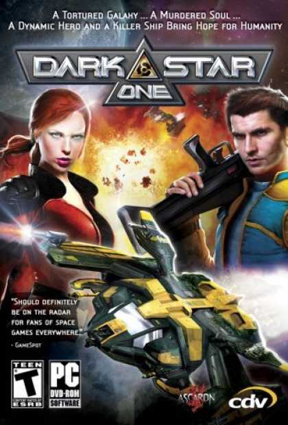 Bestselling Games (2006) - DarkStar One (DVD-Rom)