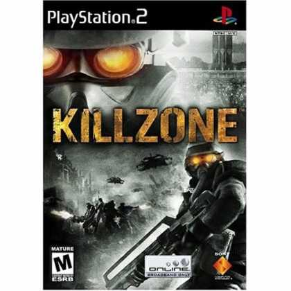 Bestselling Games (2006) - Killzone