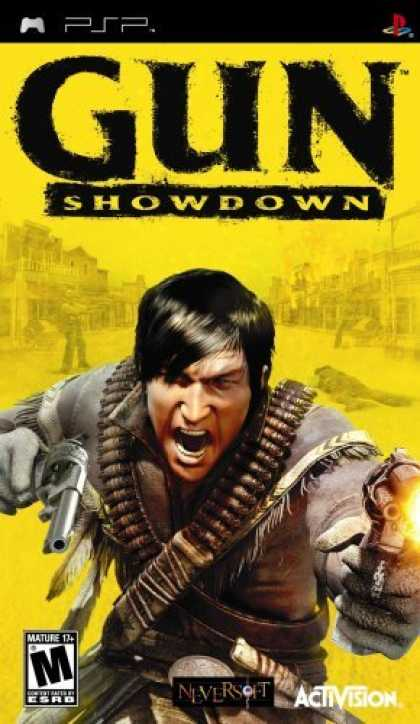 Bestselling Games (2006) - Gun Showdown