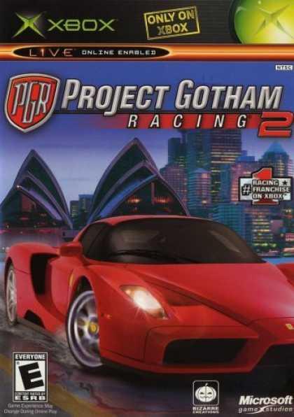 Bestselling Games (2006) - Project Gotham Racing 2