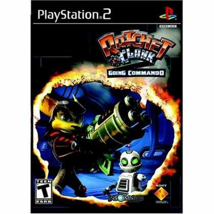 Bestselling Games (2006) - Ratchet & Clank 2 Going Commando
