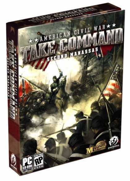 Bestselling Games (2006) - Take Command 2nd Manassas