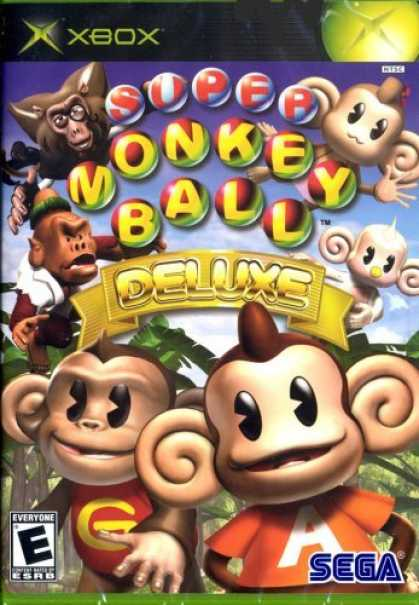 Bestselling Games (2006) - Super Monkey Ball Deluxe