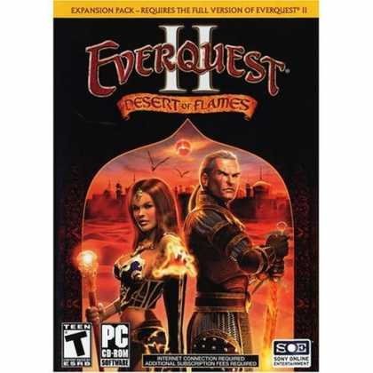 Bestselling Games (2006) - Everquest II: Desert of Flames