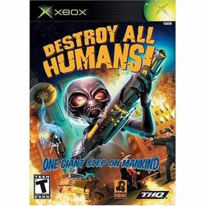 Bestselling Games (2006) - Destroy All Humans