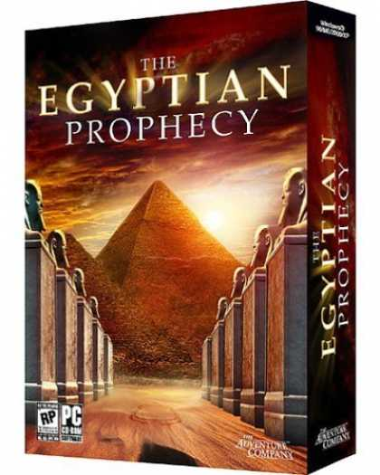 Bestselling Games (2006) - Egyptian Prophecy