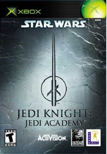 Bestselling Games (2006) - Star Wars Jedi Knight: Jedi Academy for Xbox