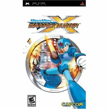 Bestselling Games (2006) - Mega Man Maverick Hunter X