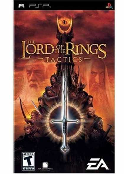 Bestselling Games (2006) - Lord of the Rings: Tactics
