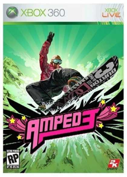 Bestselling Games (2006) - Amped 3