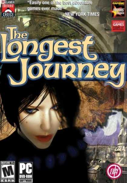 Bestselling Games (2006) - The Longest Journey