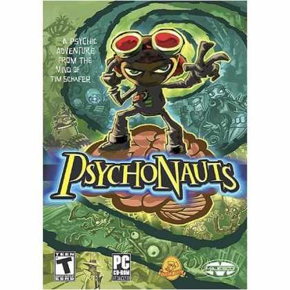 Bestselling Games (2006) - Psychonauts for PC