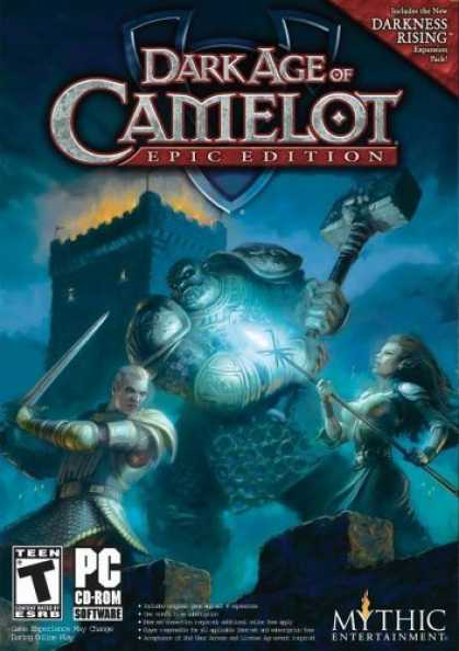 Bestselling Games (2006) - Dark Age of Camelot Epic Edition