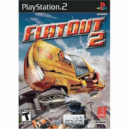 Bestselling Games (2006) - Flat Out 2