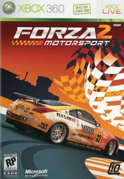 Bestselling Games (2006) - Forza Motorsport 2