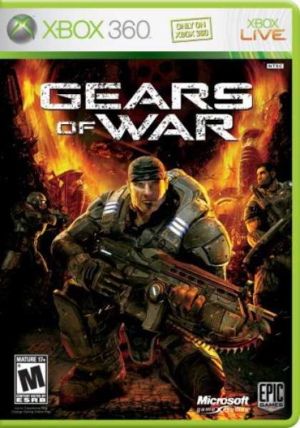 Bestselling Games (2006) - Gears of War - These Days by Vince Gill - The Legend of Zelda Twilight Princess