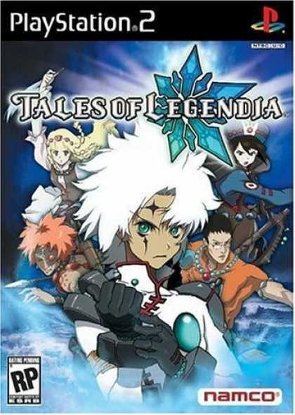 Bestselling Games (2006) - Tales of Legendia
