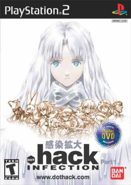 Bestselling Games (2006) - .hack: Infection (part 1)