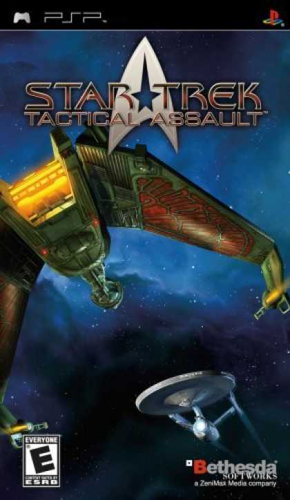 Bestselling Games (2006) - Star Trek: Tactical Assault