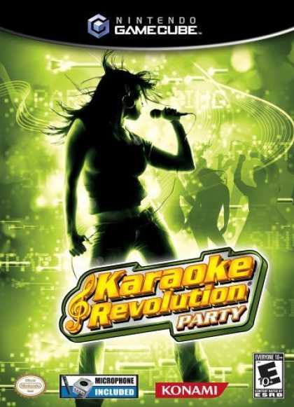 Bestselling Games (2006) - Karaoke Revolution Party Bundle