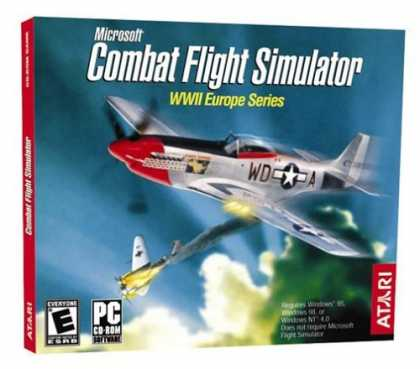 Bestselling Games (2006) - Combat Flight Simulator: WWII Europe Series (Jewel Case)