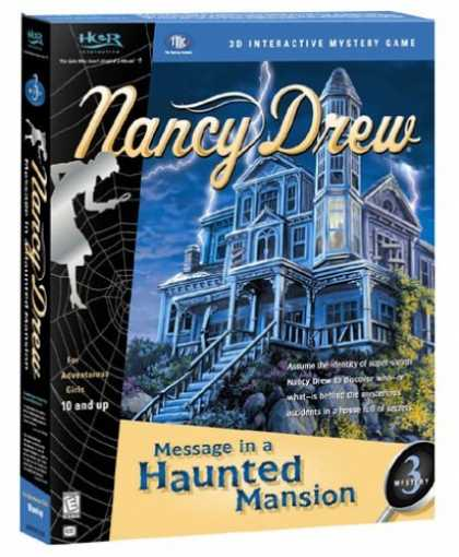 Bestselling Games (2006) - Nancy Drew: Message in a Haunted Mansion