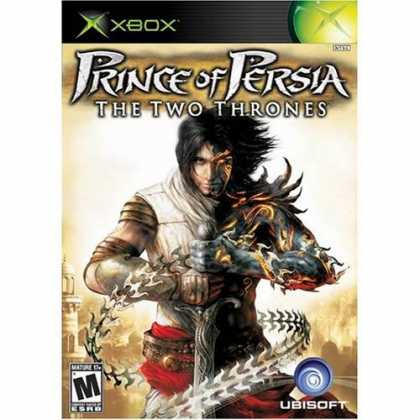 Bestselling Games (2006) - Prince of Persia The Two Thrones