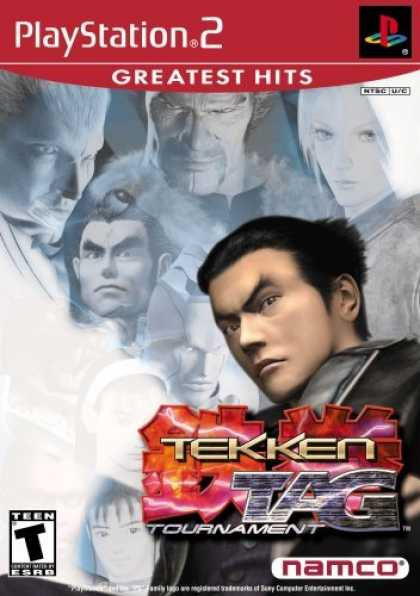 Bestselling Games (2006) - Tekken Tag Tournament