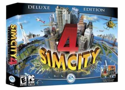 Bestselling Games (2006) - SimCity 4 Deluxe Edition