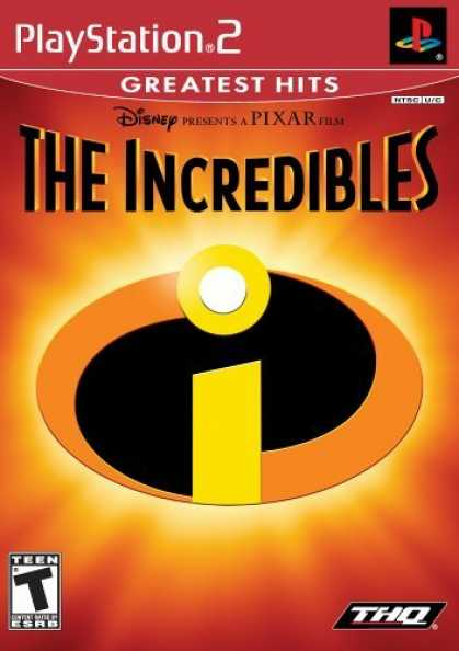 Bestselling Games (2006) - Incredibles