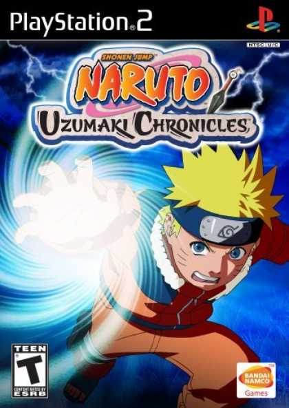 Bestselling Games (2006) - Naruto: Uzumaki Chronicles