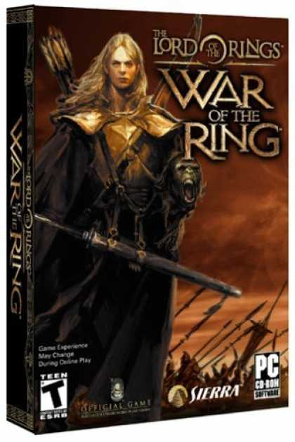 Bestselling Games (2006) - The Lord of the Rings: The War of the Ring