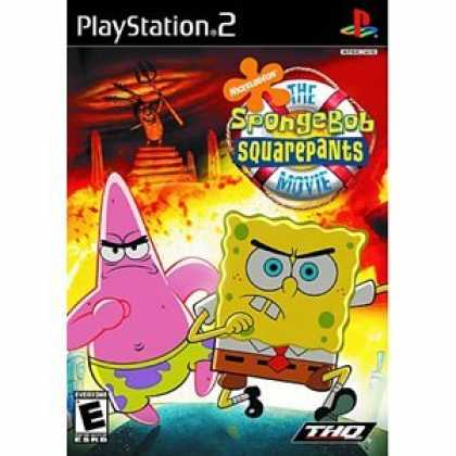Bestselling Games (2006) - Spongebob Squarepants The Movie