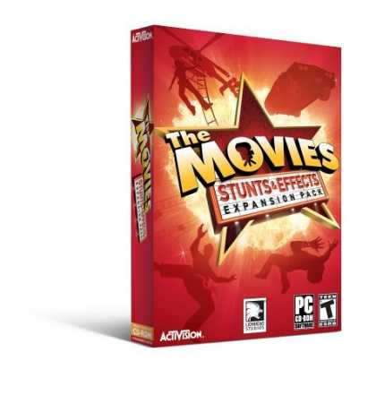 Bestselling Games (2006) - The Movies: Stunts & Effects Expansion Pack