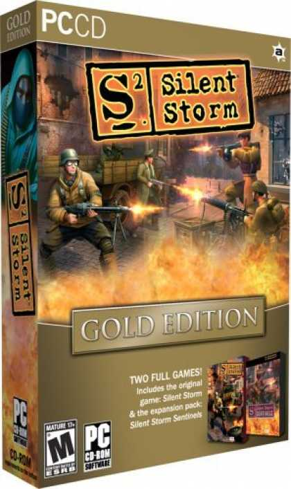 Bestselling Games (2006) - Silent Storm Gold