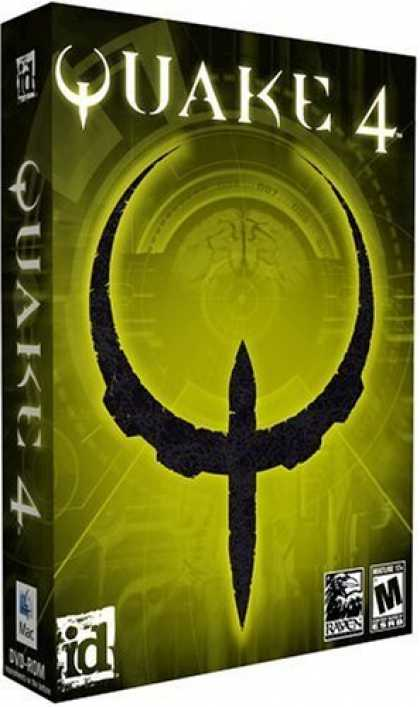 Bestselling Games (2006) - Quake 4 (Mac)