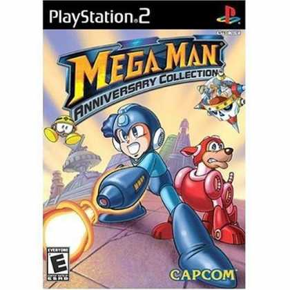 Bestselling Games (2006) - Mega Man Anniversary Collection