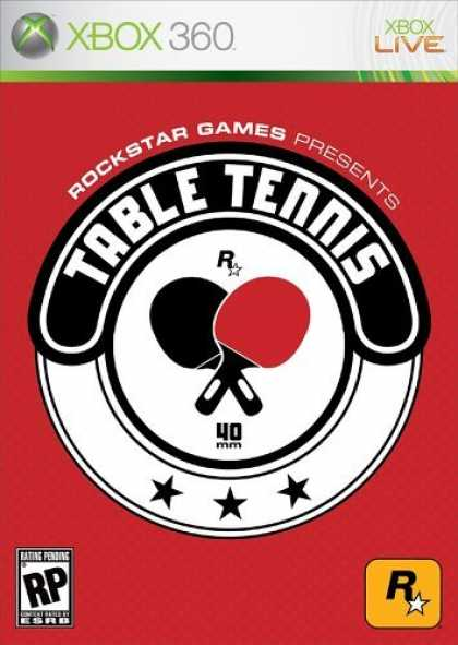 Bestselling Games (2006) - Table Tennis