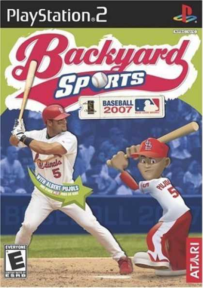 Bestselling Games (2006) - Backyard Baseball 2007