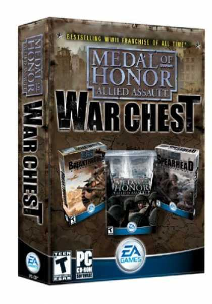 Bestselling Games (2006) - Medal of Honor Allied Assault War Chest