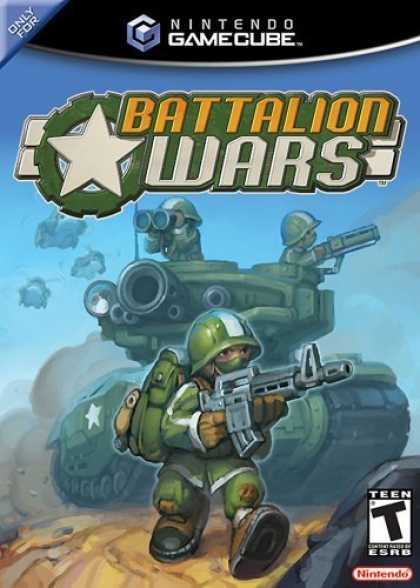 Bestselling Games (2006) - Battalion Wars