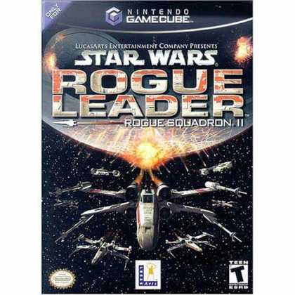 Bestselling Games (2006) - Star Wars Rogue Leader: Rouge Squadron 2