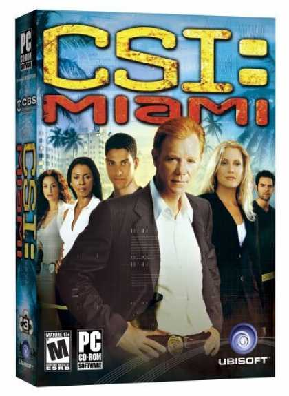 Bestselling Games (2006) - CSI: Miami