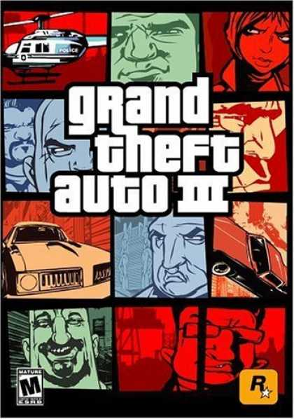Bestselling Games (2006) - Grand Theft Auto 3