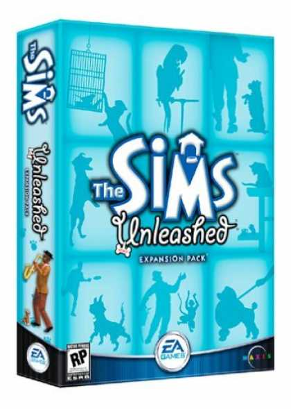 Bestselling Games (2006) - The Sims Unleashed Expansion Pack