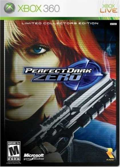 Bestselling Games (2006) - Perfect Dark Zero Limited Collector's Edition