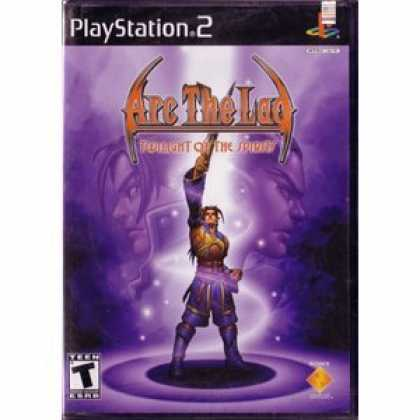 Bestselling Games (2006) - Arc the Lad Twilight of the Spirits