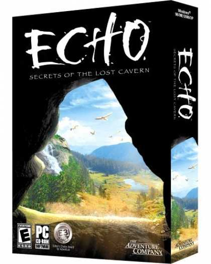 Bestselling Games (2006) - Echo: Secrets of the Lost Cavern